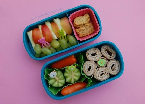 yumbox uk bento box review eats amazing. Black Bedroom Furniture Sets. Home Design Ideas