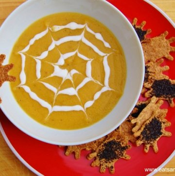 Spooky Soup Ideas & #FunFoodFriday