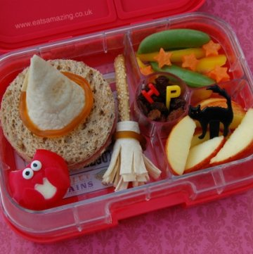Harry Potter Food and Themed Lunch