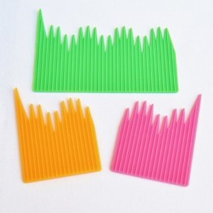 Silicone Grass Baran Dividers for Bento Boxes from Eats Amazing UK