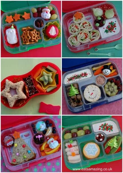Christmas Food 6 Simple Themed Lunch Ideas