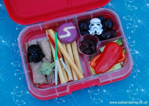 star wars themed packed lunch ideas eats amazing. Black Bedroom Furniture Sets. Home Design Ideas