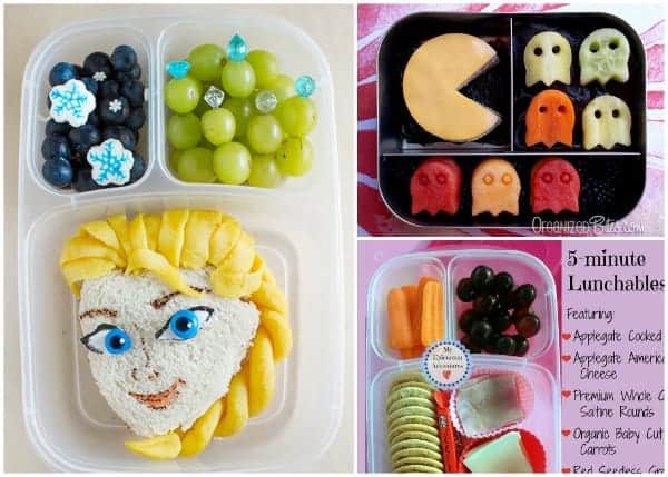 Fantastic Round-Up of some of the best creative bento lunches and bloggers from around the web 6