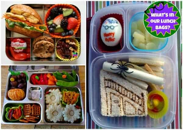 Fantastic Round-Up of some of the best creative bento lunches and bloggers from around the web 7