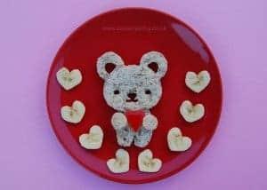 Sunday Snacks – CuteZcute Bear Food Art