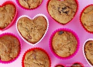 Healthy(ish) Carrot Muffins Recipe