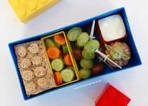 Lego Star Wars Themed Food - Fun and healthy kids bento lunch from Eats Amazing UK