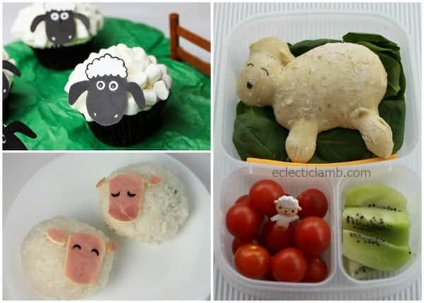 10 Fun Sheep Themed Foods For Kids Eats Amazing