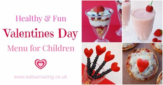 Healthy valentines day food ideas for kids eats amazing - Amazing valentines day ideas ...