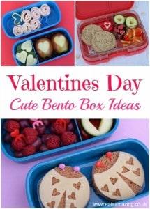 Valentines Bento Box Ideas