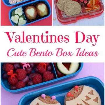 Valentines Bento Box Ideas