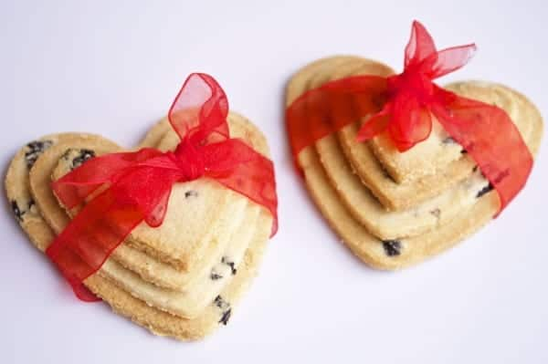 Organix Healthy Love Heart Biscuits Recipe - dairy free gluten free and no refined sugar