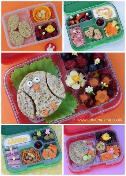a week of easter bento lunches eats amazing. Black Bedroom Furniture Sets. Home Design Ideas