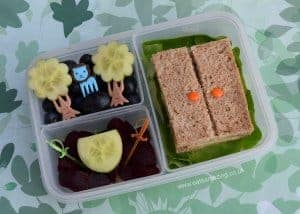 Narnia Themed Book Bento Lunch