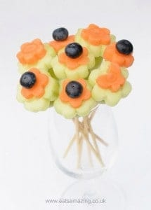 Fun & Healthy Vegetable Bouquet
