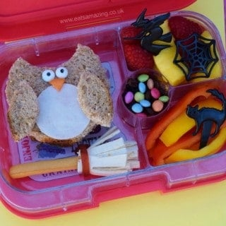 Harry Potter Book Bento Lunch & #FunFoodFriday