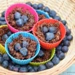Healthy Chocolate Nests Recipe from Eats Amazing UK - Dairy Free and refined sugar free
