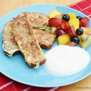 Easy Recipes for Kids – Eggy Bread Fingers