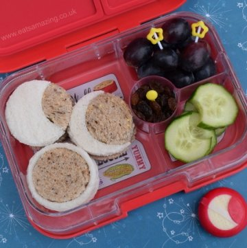 Solar Eclipse Bento & #FunFoodFriday