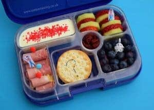 Where's Wally Book Bento Lunch