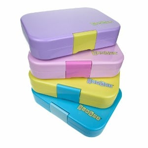 Yumbox UK Leakproof bento boxes for kids - lunch box with compartments