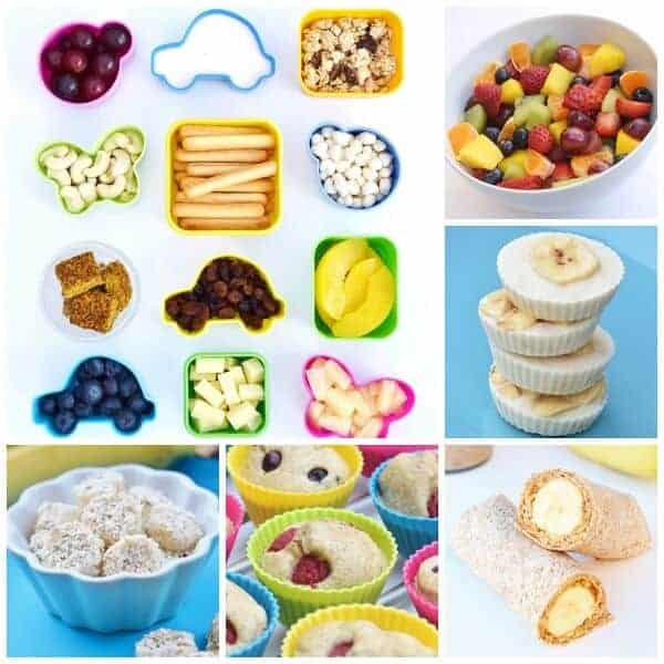 15 Quick and easy breakfast ideas for kids - healthy and fun ideas that kids will love from Eats Amazing UK