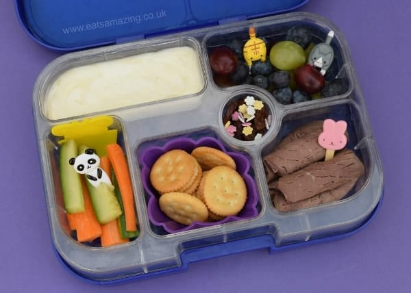a week of healthy and easy bento lunches eats amazing. Black Bedroom Furniture Sets. Home Design Ideas