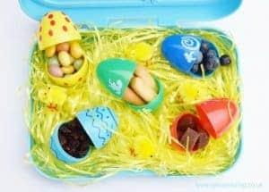 Fun Easter Egg Hunt Snack Idea