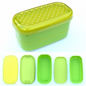 japanese bento box green jewel eats amazing. Black Bedroom Furniture Sets. Home Design Ideas