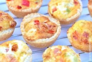 Easy Mini Quiches Recipe