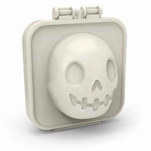 Fred Egg-a-matic Skull egg mould from the Eats Amazing UK bento shop