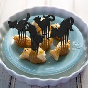 Fred Mmmeow cat food picks in the Eats Amazing Shop - Bento boxes and bento accessories UK - great for Halloween parties