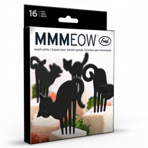 Mmmeow cat picks from fred and friends in the Eats Amazing Shop - Bento boxes and bento accessories UK