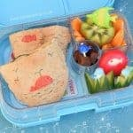 Under The Sea Bento Lunch Idea