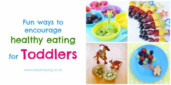 Healthy Food Activities For Toddlers