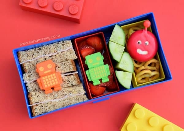 bento lunch ideas in the lego lunch box eats amazing. Black Bedroom Furniture Sets. Home Design Ideas