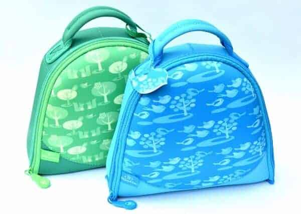 Bibetta Lunch Bags review and giveaway from Eats Amazing UK - perfect for kids and back to school