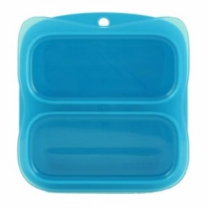 goodbyn small meal lunch box blue eats amazing. Black Bedroom Furniture Sets. Home Design Ideas