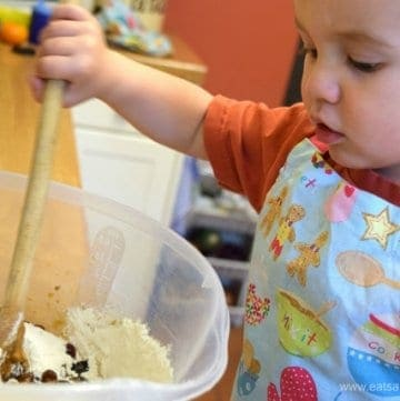 Cooking with Toddlers #LoveGoodFood