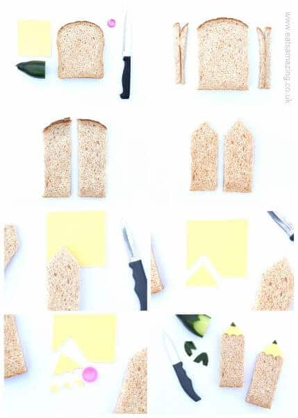 how to make clubhouse sandwich step by step