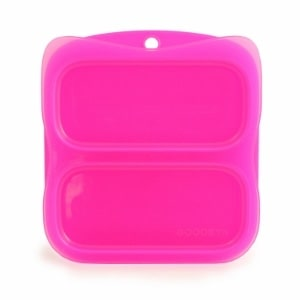 goodbyn small meal lunch box pink eats amazing. Black Bedroom Furniture Sets. Home Design Ideas