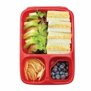goodbyn hero lunch box red eats amazing. Black Bedroom Furniture Sets. Home Design Ideas