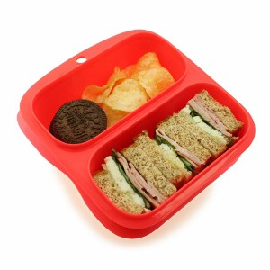 goodbyn small meal lunch box red eats amazing. Black Bedroom Furniture Sets. Home Design Ideas
