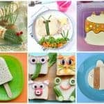 35 Fun Sandwiches for Kids