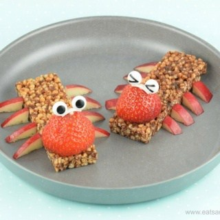 Fun Healthy Snacks for Toddlers with Organix
