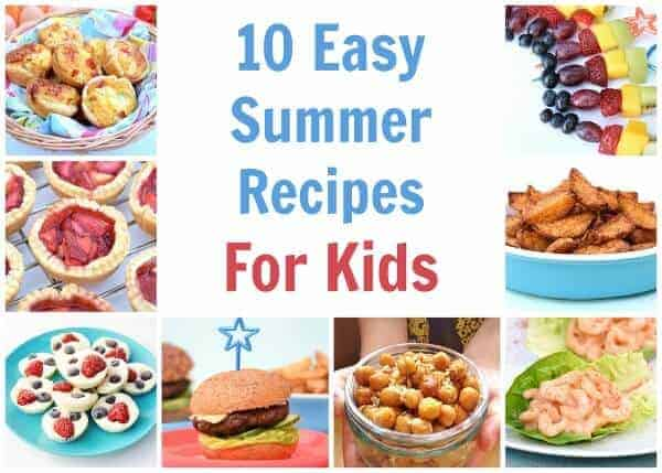 Cooking with Kids - Easy Childrens Recipes for Kids of All ...