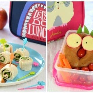 Fun & Healthy Back to School Food Ideas