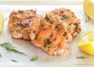 Easy Salmon Fishcakes Recipe