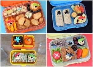 A Week of Pirate Lunches