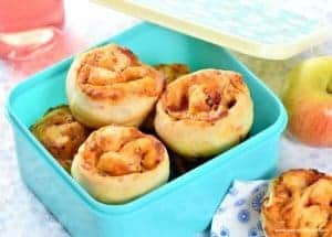 Muffin Tin Pizza Whirl Rolls Recipe
